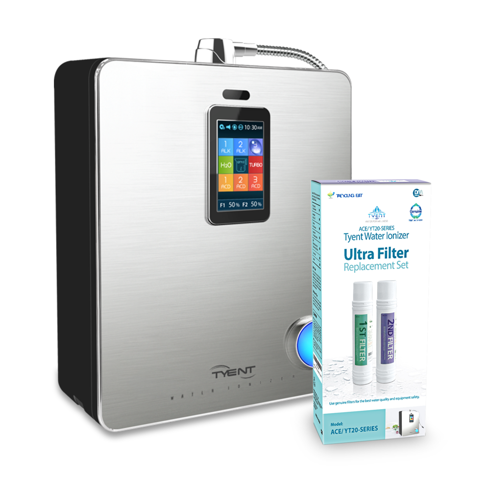 Tyent USA ACE Series Water Ionizer Filters
