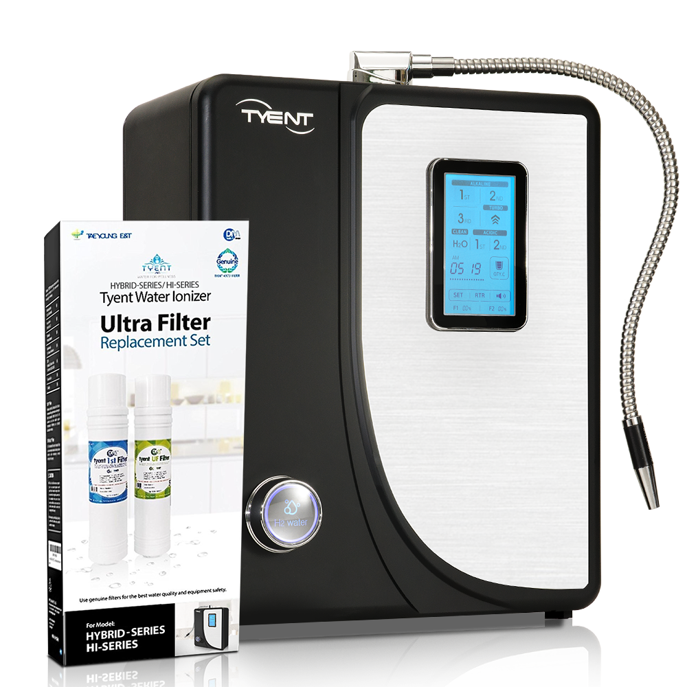 Tyent USA Hybrid Series Water Ionizer Filters